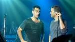 Robbie et Gary  au concert à Paris au Alhambra 10/10/2010 2bc192101961909