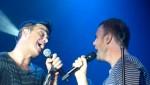 Robbie et Gary  au concert à Paris au Alhambra 10/10/2010 Ec71d4101962495