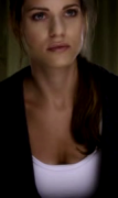 Lyndsy Fonseca - cleavage cap from NIKITA
