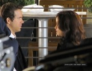 "Olivia Wilde & Ryan Reynolds On the set of ""The Change-Up"" (November 1, 2010)"