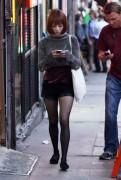 "Amanda Seyfried *Leggy* @ ""Im.mortal"" Film Set In Los Angeles -November 15th 2010- (HQ X18 &15) +Updated+"