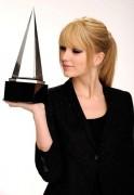 Nov 21, 2010 - Taylor Swift Portraits @ American Music Awards 37th Annual Event At Nokia Theatre In Los Angeles E4de51107949033