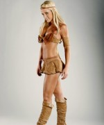 Classic Michelle McCool-Thanksgiving Photoshoot 2008