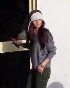 Nov 27, 2010 - Cheryl Tweedy - X Factor Studios - in London 89327d109042147