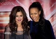 Шер Ллойд, фото 138. with Cher Lloydyl Cole & Rebecca Ferguson - The X Factor Final Press Conference (December 09,2010) tagged, foto 138