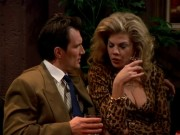"Kristen Johnston ~ 3rd Rock From the Sun s4e19 ""Dick 'The Mouth' Solomon"" x30 *cleavage*"
