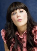 Зуи Дешанель, фото 20. Zooey Deschanel 500 Days of Summer Portraits, photo 20