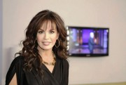 Marie Osmond  - Out promoting her new album with Donny