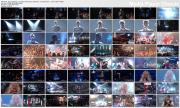 Christina Aguilera, Blake Shelton, Cee Lo Green, Adam Levine - Medley (The Voice Show) 07-06-2011 HDTV 1080i