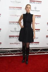 Лили Собески, фото 1182. Leelee Sobieski 'The Iron Lady' New York premiere at the Ziegfeld Theater on December 13, 2011 in New York City, foto 1182