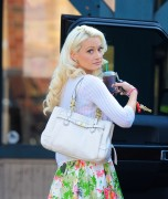 Holly Madison at Starbucks in LA 1st February x18