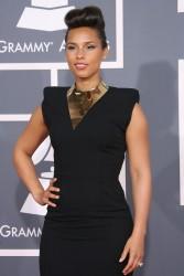 Алиша Киз (Алисия Кис), фото 3014. Alicia Keys 54th annual Grammy Awards - 12/02/2012 - Red Carpet, foto 3014