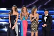 Белен Родригез, фото 197. Belen Rodriguez - revealing Sanremo Festival day 2 - Feb 15, foto 197