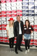 Люси Хейл, фото 575. Lucy Hale Launch of Converse's new West Coast Flagship Store in Santa Monica - February 15, 2012, foto 575