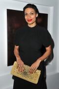 Розарио Доусон, фото 1480. Rosario Dawson - Yves Saint-Laurent Ready-To-Wear Fall/Winter 2012, March 5, foto 1480