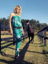Ана Хайкмэн, фото 306. Ana Hickmann Equus Jeans Style 2012 Campaign, foto 306