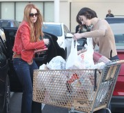 Линдси Лохан, фото 23123. Lindsay Lohan - out and about in Beverly Hills 03/08/12, foto 23123