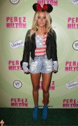 Ashley Tisdale - Perez Hilton's 34th Birthday Party 3/24/12