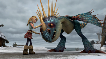 Dragons: Gift of the Night Fury 2011 m720p BluRay x264-BiRD