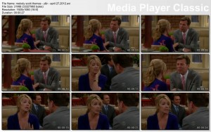 Melody Thomas Scott - y&r - april 27, 2012 - *cleavage*
