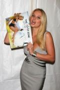 Женевье Мортон, фото 9. Genevieve Morton Sports Illustrated swimwear party 2010, photo 9
