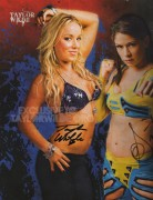 Taylor Wilde- Maximum Impact Tour Programme Scans 2009 and 2010