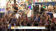 Maroon 5, x3 performances (Today Show) 7/2710 HDTV