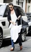Danielle Lloyd Shopping in London July 28th HQ x 14