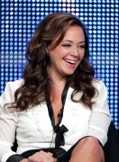 Leah Remini @ *Summer TCA Tour* At Beverly Hilton Hotel -July 28th 2010- (HQ X5)