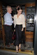 "Anna Friel *Night Out* @ ""Groucho Club"" In Soho, London -August 5th 2010- (HQ X10)"