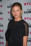 Эстелла Ворен, фото 2. Estella Warren - Nylon Estella Warren Express August Denim Issue Party in West Hollywood August 10, photo 2