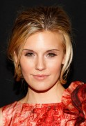"Maggie Grace @ *Christian Siriano* Spring Show At ""Mercedes Benz"" Fashion Week At Lincoln Center In New York City -September 9th 2010- (X 6)"