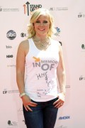 "Alison Sweeney @ ""Stand Up To Cancer"" Benefit At Sony Pictures Studios In Culver City -September 10th 2010- (X 2)"