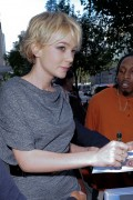 Carey Mulligan-Arriving at Regis and Kelly September 16th 2010